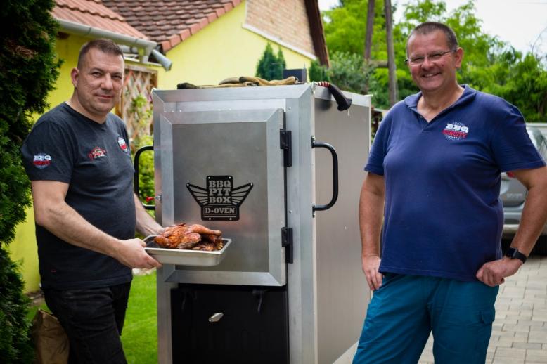 A Suncity BBQ és a PitBox együttműködése