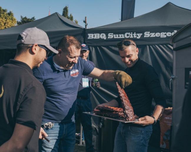 Suncity BBQ a Nyárspolgár hasábjain is!