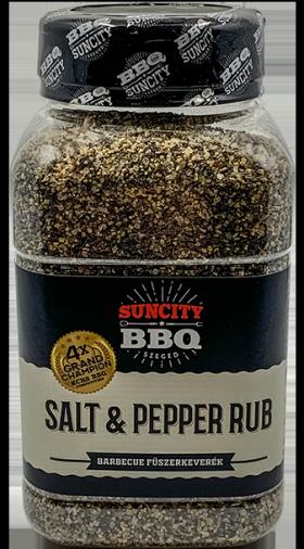 Salt&Pepper Rub